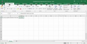 Funkcja Fragment Tekstu Excel