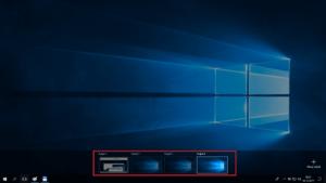 Porady Windows - Jak włączyć kilka pulpitów